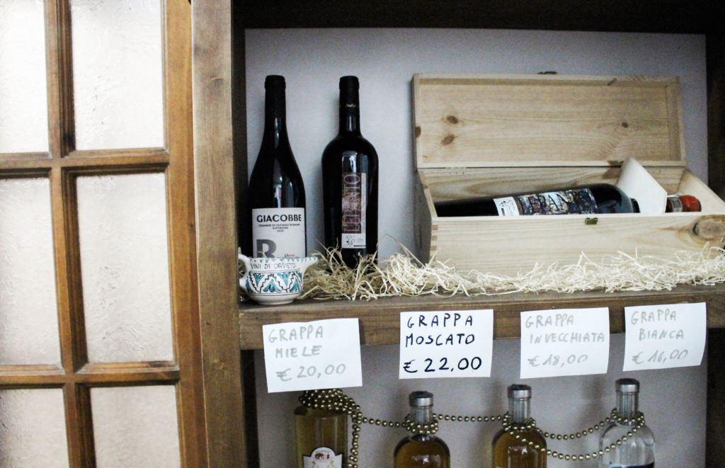 Cantina Alberto Giacobbe Winery in Lazio
