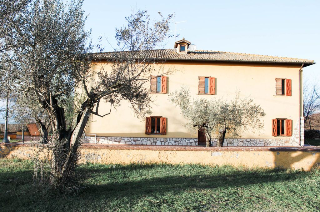 La Sonnina Farmhouse in Geazzano