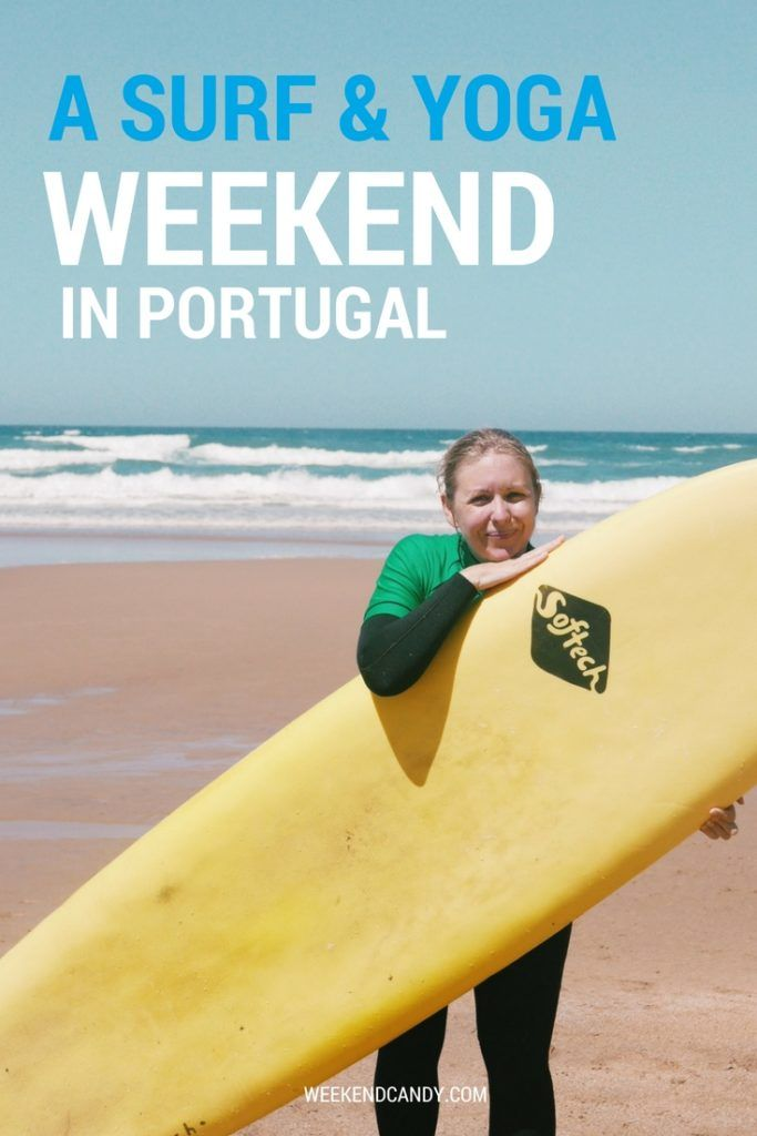 Weekend Candy in Portugal