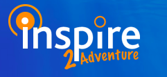 Inspire 2 Adventure Paddle Boarding Logo