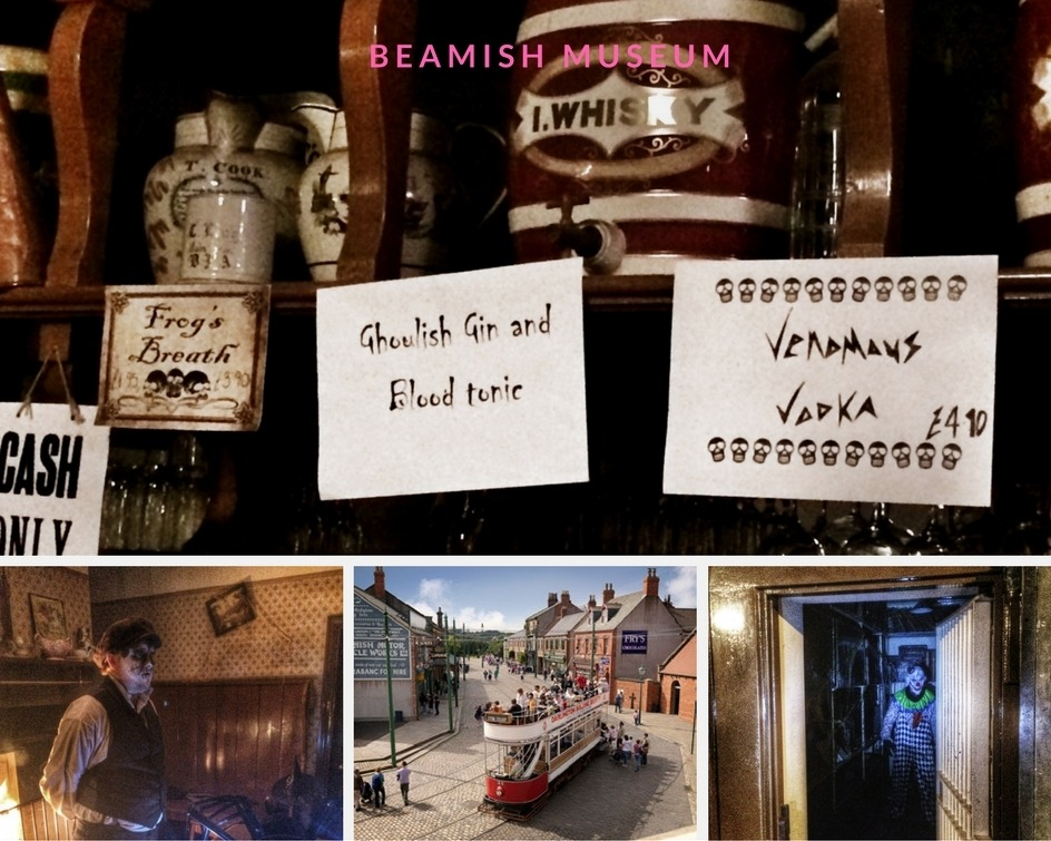 beamish museum halloween montage