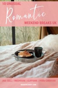 Pinnable image of romantic break