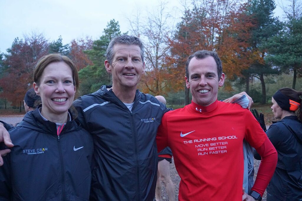 steve cram running camp - detox retreats