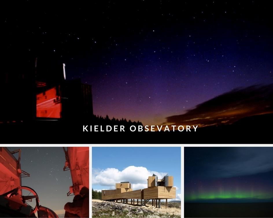 Kielder Observatory in Nortumberland