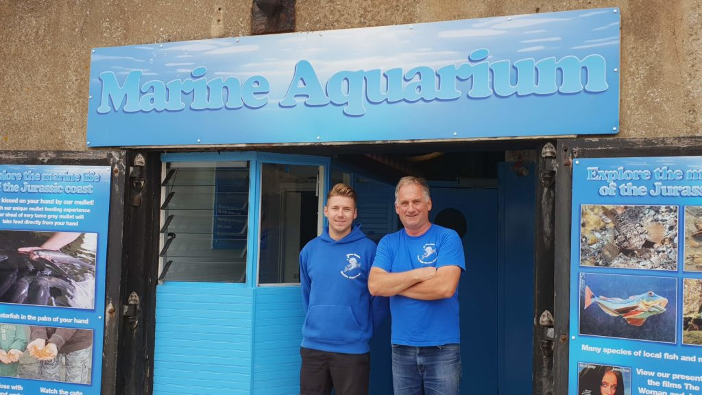 Things-to-do-in-lyme-regis: Owners of Marine Aquarium