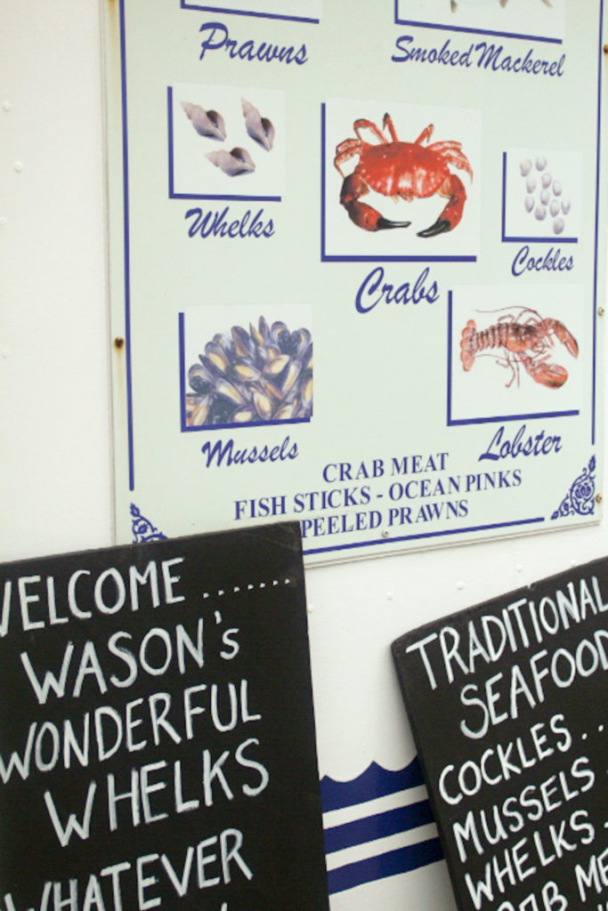 Things-to-do-in-lyme-regis Seafood Bar Menu