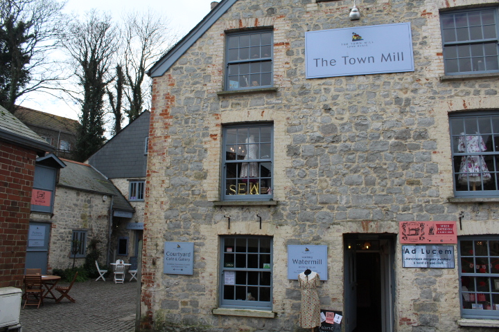 Things-to-do-in-lyme-regis The Town Mill