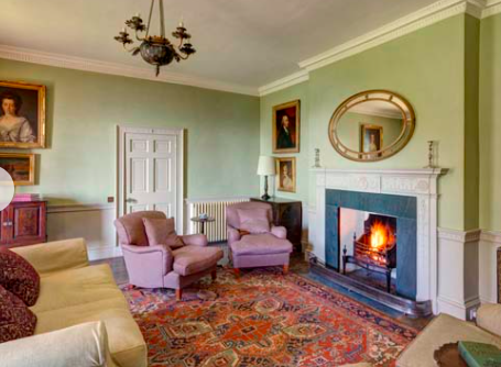 Things-to-do-in-lyme-regis: Belmont House, lounge