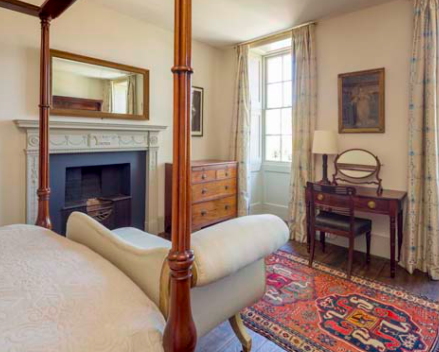 Things-to-do-in-lyme-regis: Belmont House, bedroom