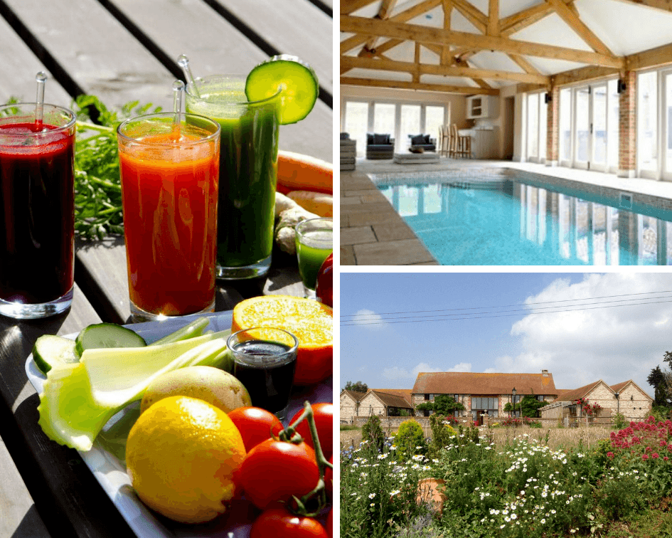 The UK's leading wellbeing retreat for women