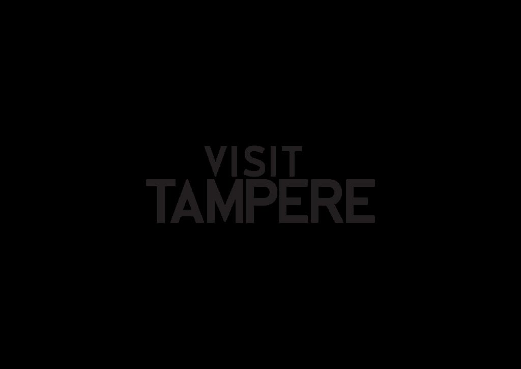 visit tampere, finland, logo