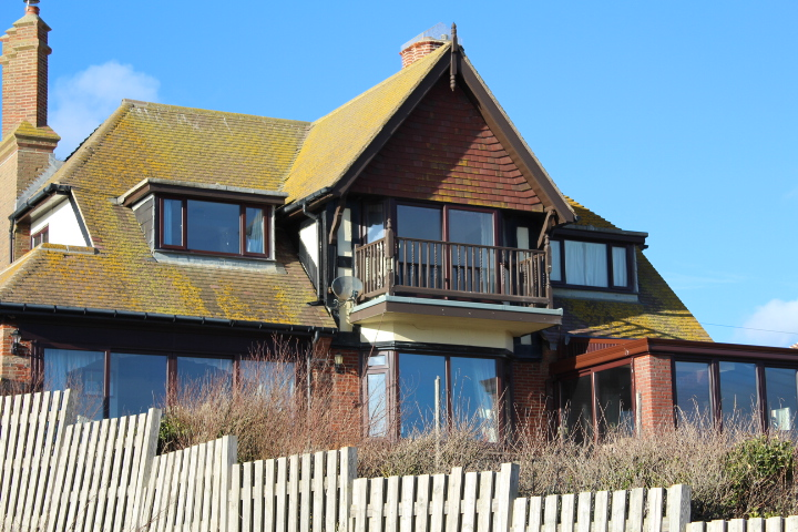broadchurch filming location: Jocelyn's House on the Cliff