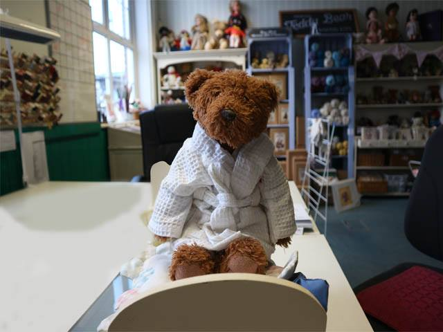 Things-to-do-in-lyme-regis Alice's Bear Shop