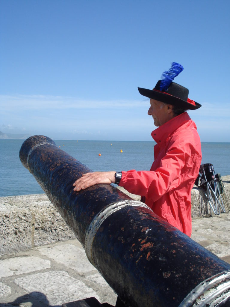 Things-to-do-in-lyme-regis History Walk with Chris LoveJoy