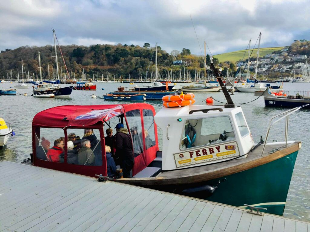 Boat trip to Greenway House with Greenway Ferries Things to do Dartmouth