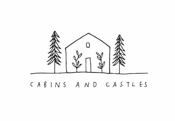 Cabins and Castles logo