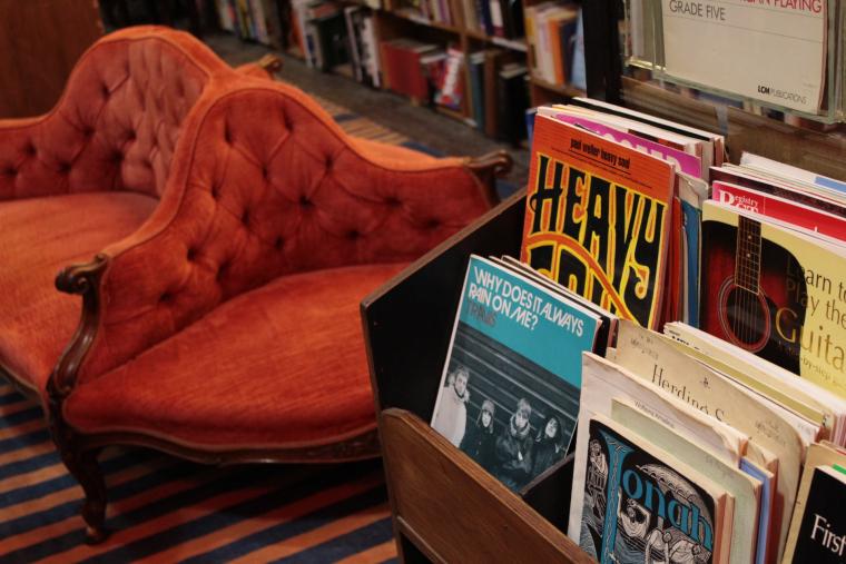 Books in Barter Books