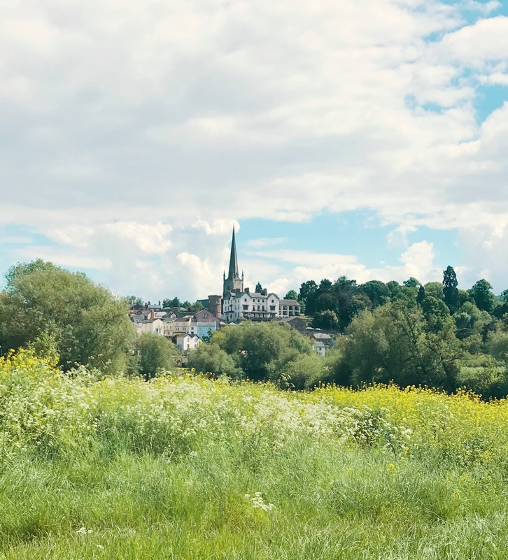 Ross on Wye in the Forest of Dean