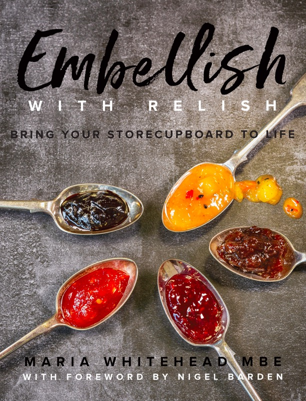 Cover of Hawkshead Embellish with Relish Cooking Book