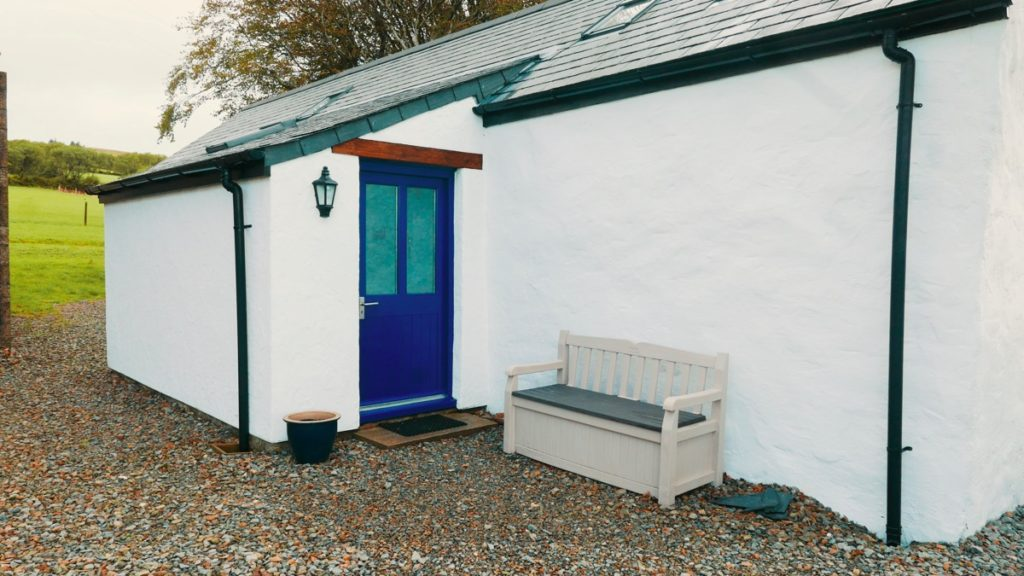 danclawdd cottage in Pembrokeshire, Wales