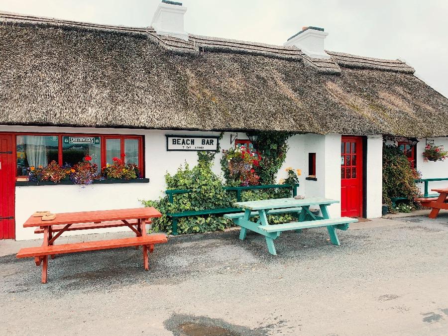 The Beach Bar, Aughris, Co. Sligo