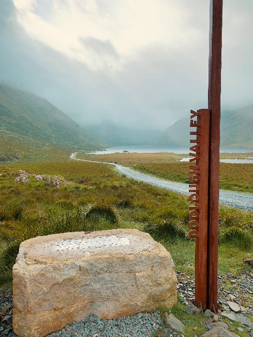 Doolough Valley Memorial Wild Atlantic Way