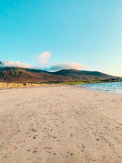 Betra Beach on the Wild Atlantic Way
