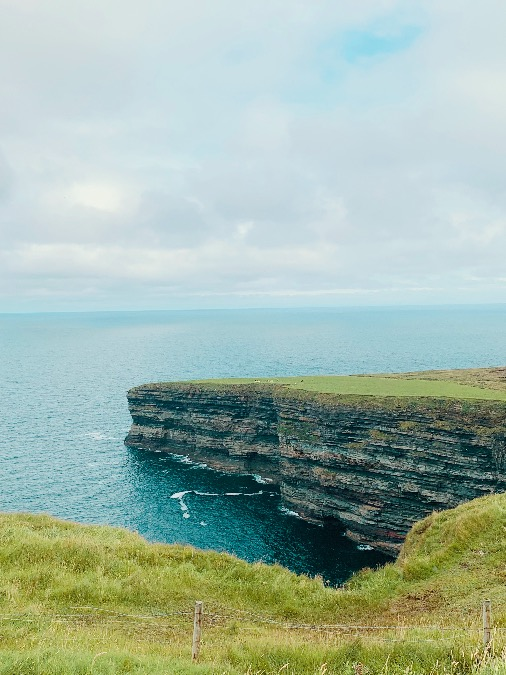 Downpatrick Head, Co. Sligo on Wild Atlantic Way