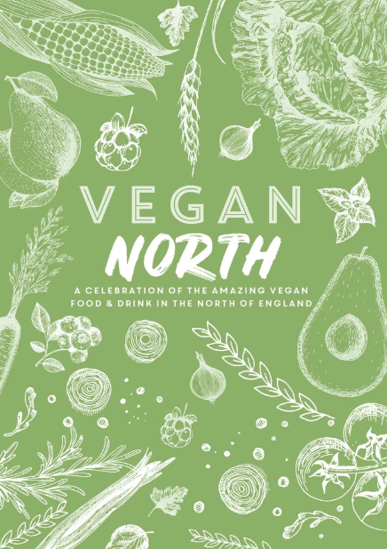Vegan North Cookbook Front Cover