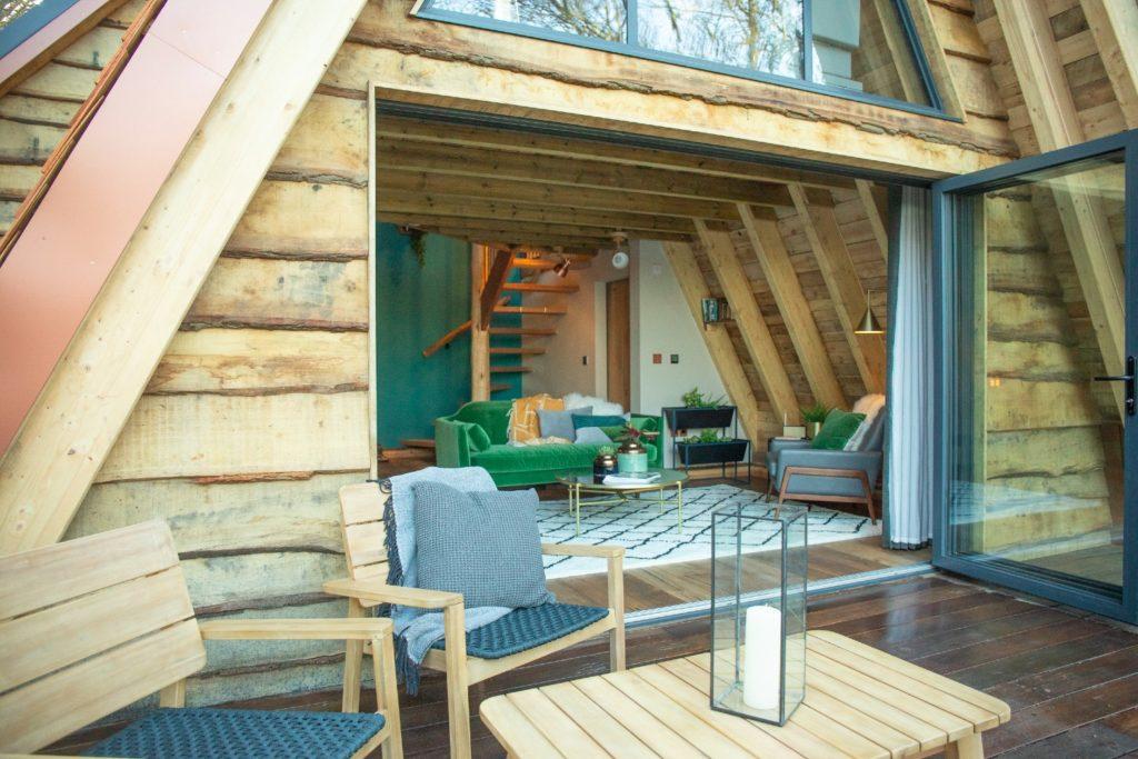hudnalls hideout treehouse
