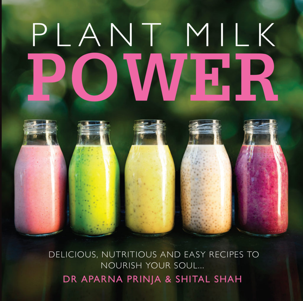 Plant Milk Power Cover of Book