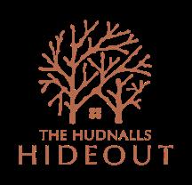 hudnalls hideout logo