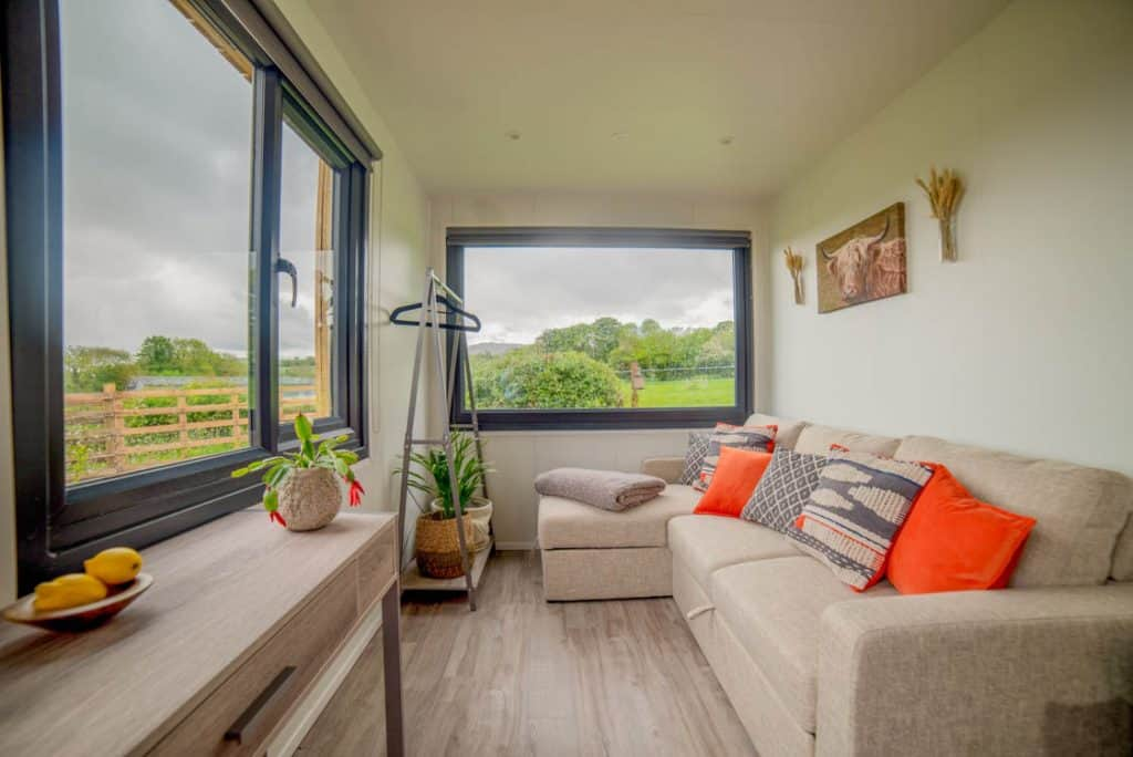 luxury glamping north wales
