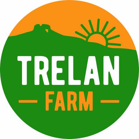 trelan farm wales logo