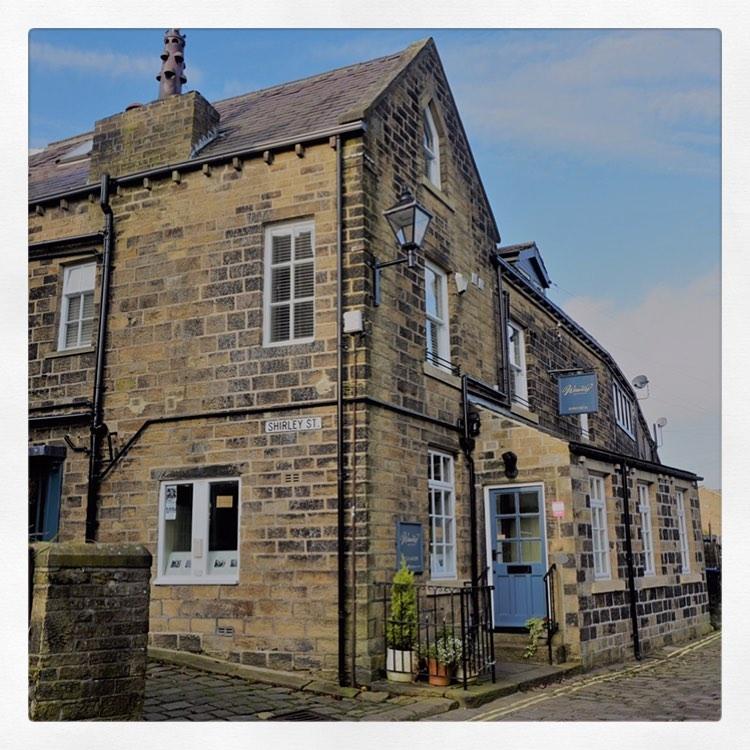 Weaver's guesthouse Moor exterior shot
