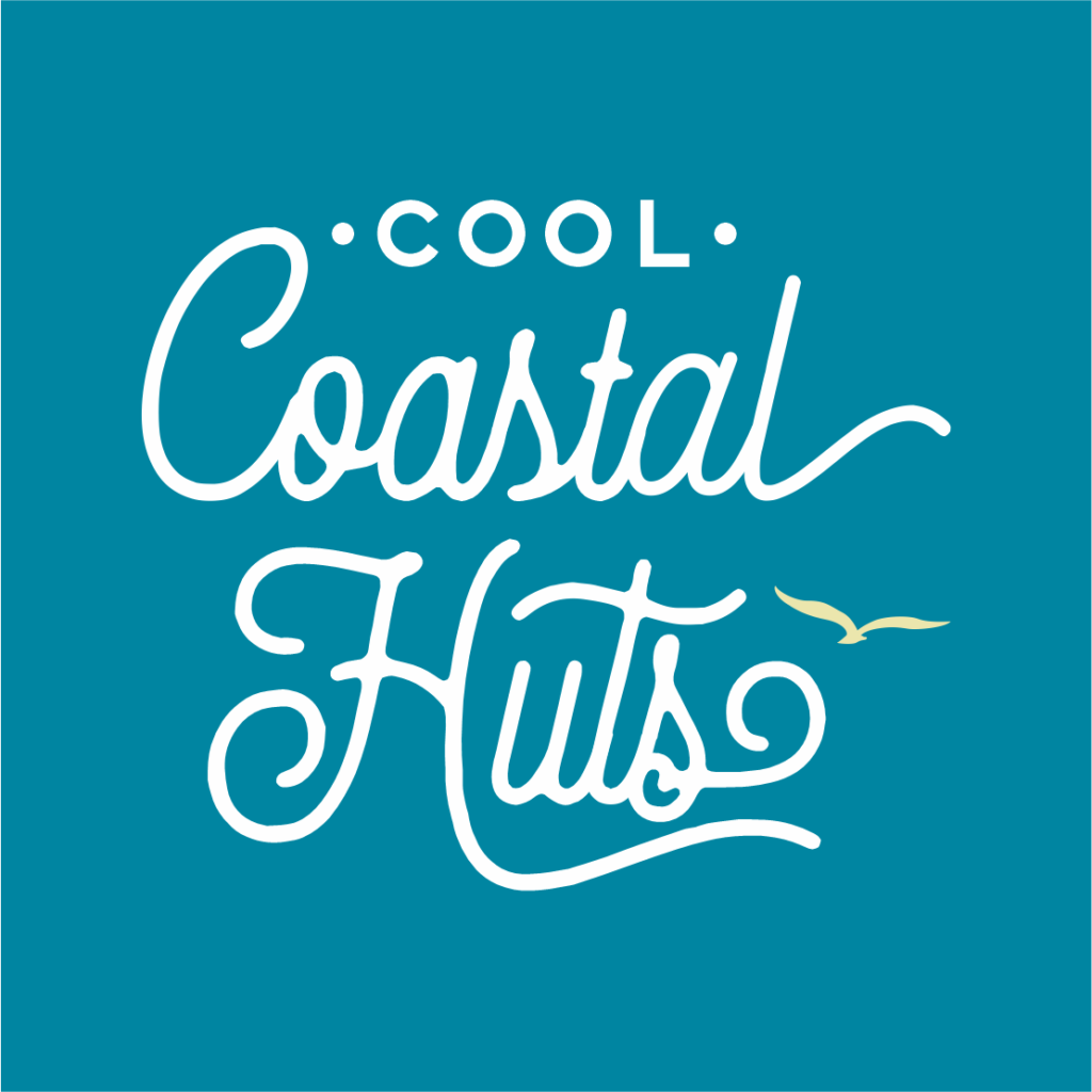 cool coastal huts logo