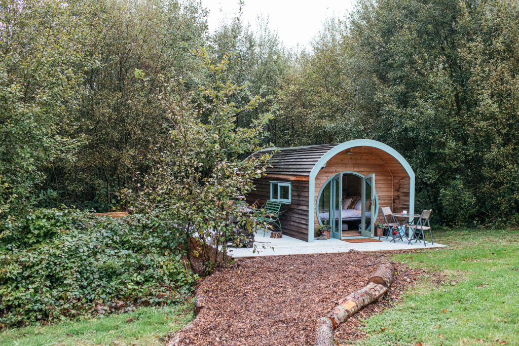 willow the wisp cabin sussex