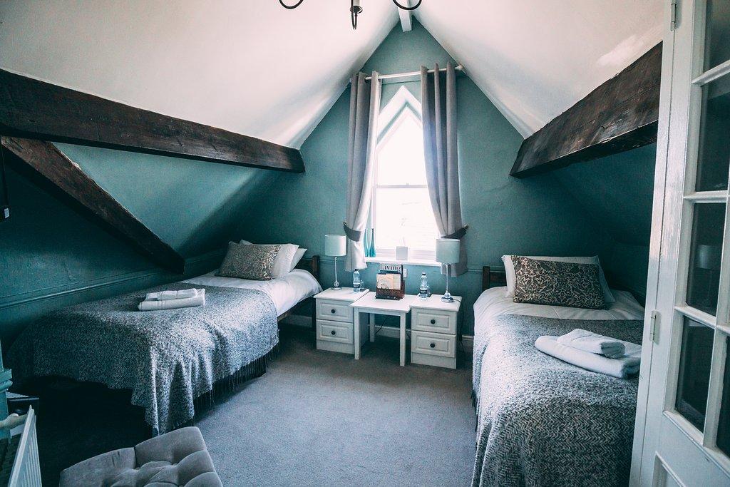 Weaver's guesthouse Moor view room
