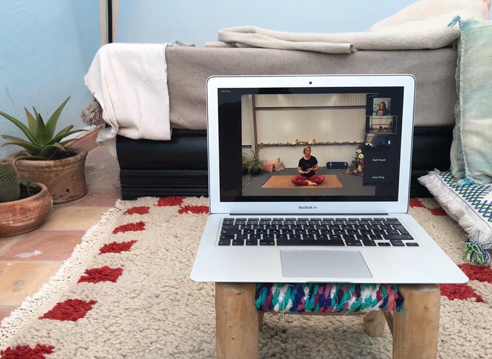 Mellulah yoga retreat dorset