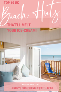 inside beach hut - pinnable image