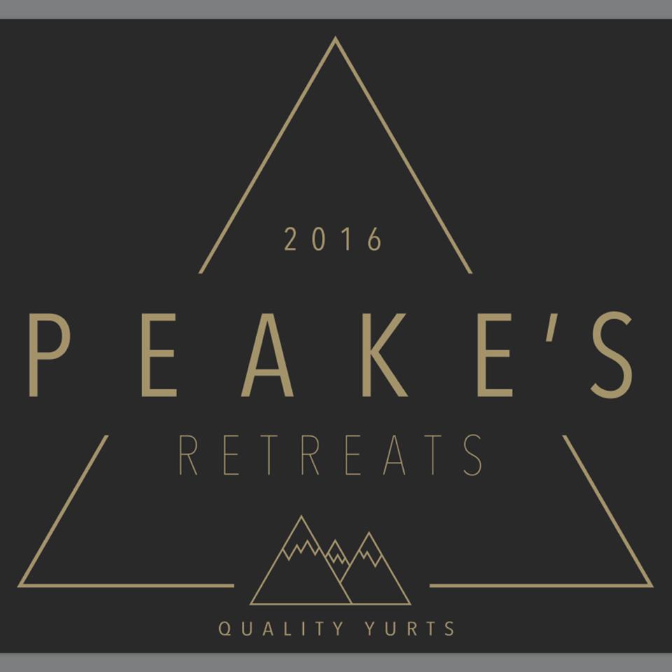 Peake's Retreat Yurts - logo