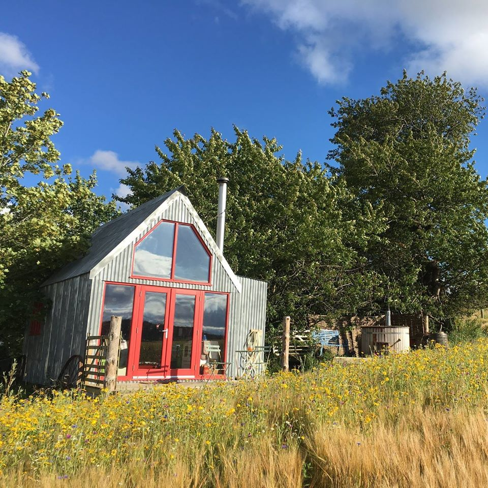 Boutique Farm Bothies, Sheep Shed, Exterior