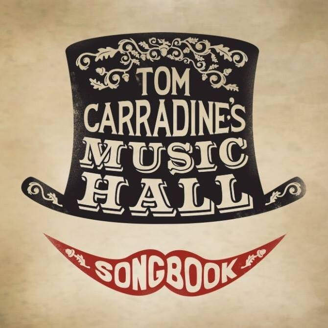 Tom Carradine's Cockney singalong, song book