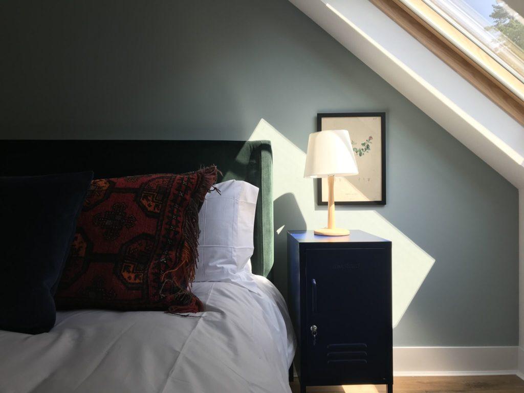Scotland cottage bedroom