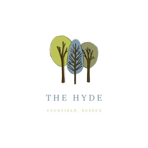 The Hide Shepherds Hut in Cuckfield, Sussex - logo