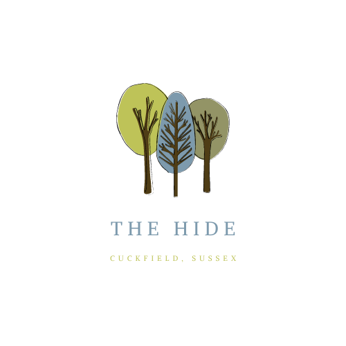 The Hide Shepherds Hut in Cuckfield, Sussex - logo