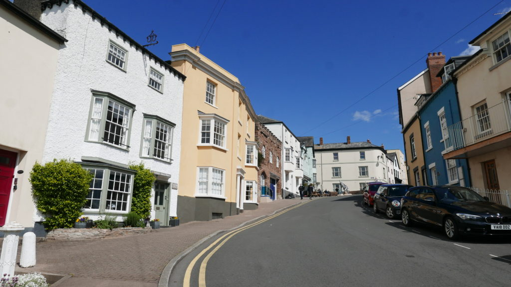 Ross on wye high street