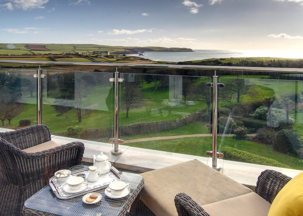 Thurlestone Hotel, Devon, sea view rooms