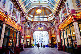 black cab tours london - harry potter tour