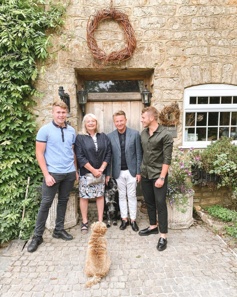 Outbuildings in Bridport, Dorset - Whitehead Family